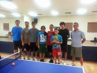 September 2013 QYAG Tournament